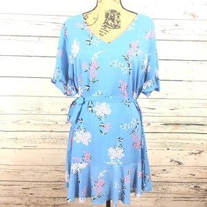 Cotton:On Floral Mini Dress